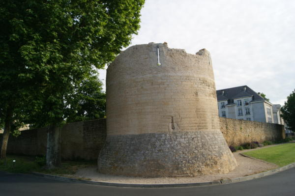 Remparts Montreuil Bellay