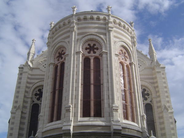 Angers Eglise Notre Dame