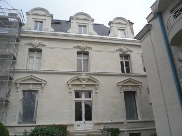 Angers Façade rue des Arènes