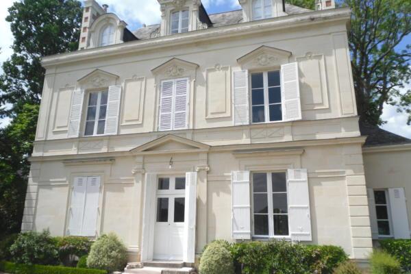 Bouchemaine Façade sur Loire