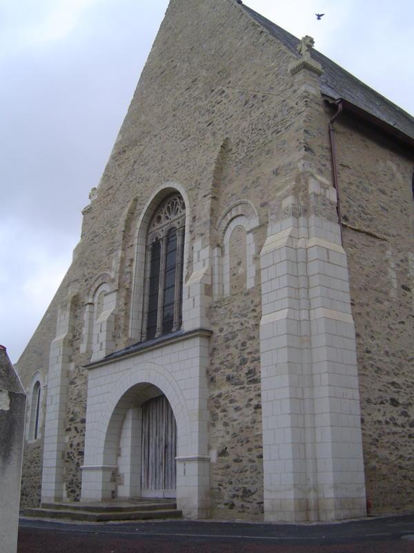 Chemillé Eglise Notre dame