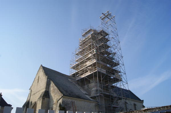 Cizay la Madeleine Eglise Saint Denis