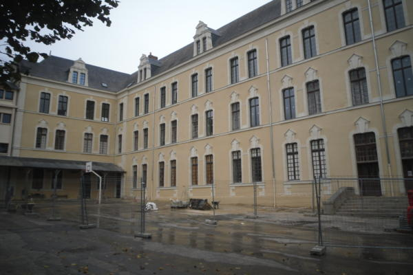 Combrée Ancien Lycée