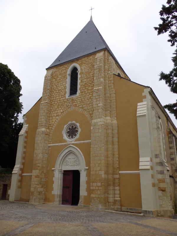 Durtal église