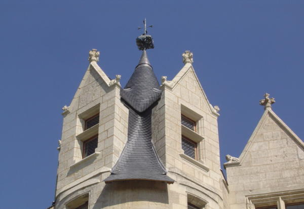 Montreuil Bellay Chateau