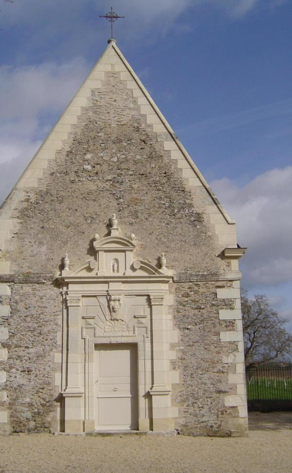 Saint Georges sur Loire Chapelle