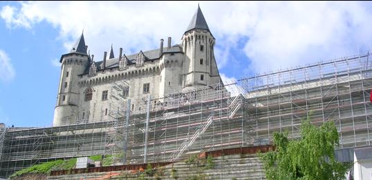 Saumur Remparts