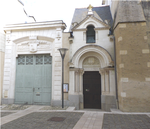 Temple Protestant Angers
